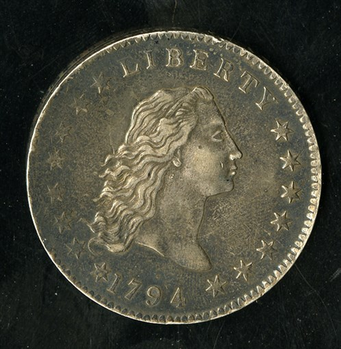 $1 1794 Obverse